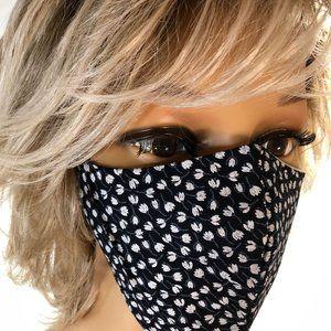 Reusable & adjustable face mask